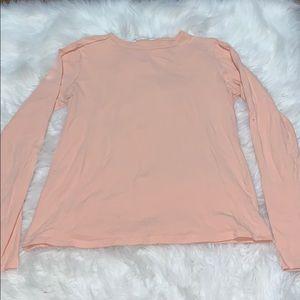 Basic peach shirt!